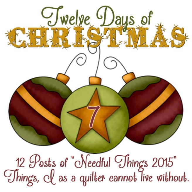 12 Days of Xmas Ornaments 7