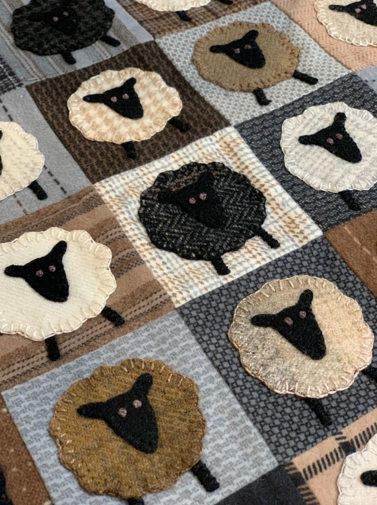 sheep:lisa bongean