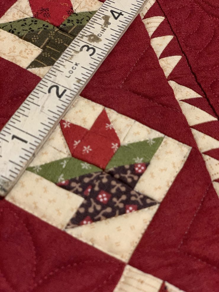 Quilting Giveaway featured by top US quilting blogger, Lisa Bongean