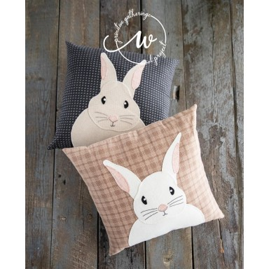 Honey Bunny Pattern Correction featured by top US quilting and sewing blogger, Lisa Bongean
