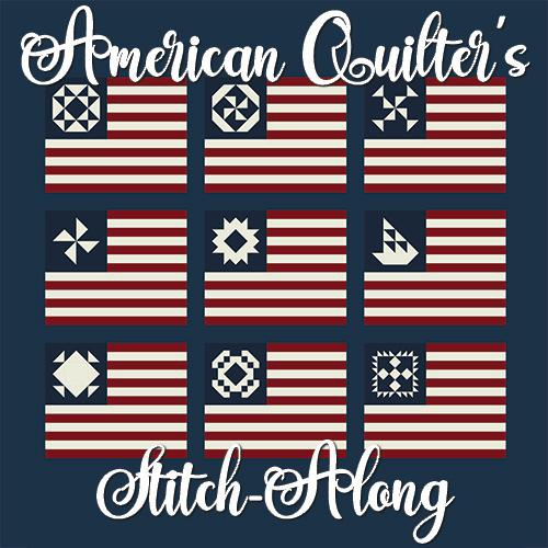 American Quilter Stitch Along