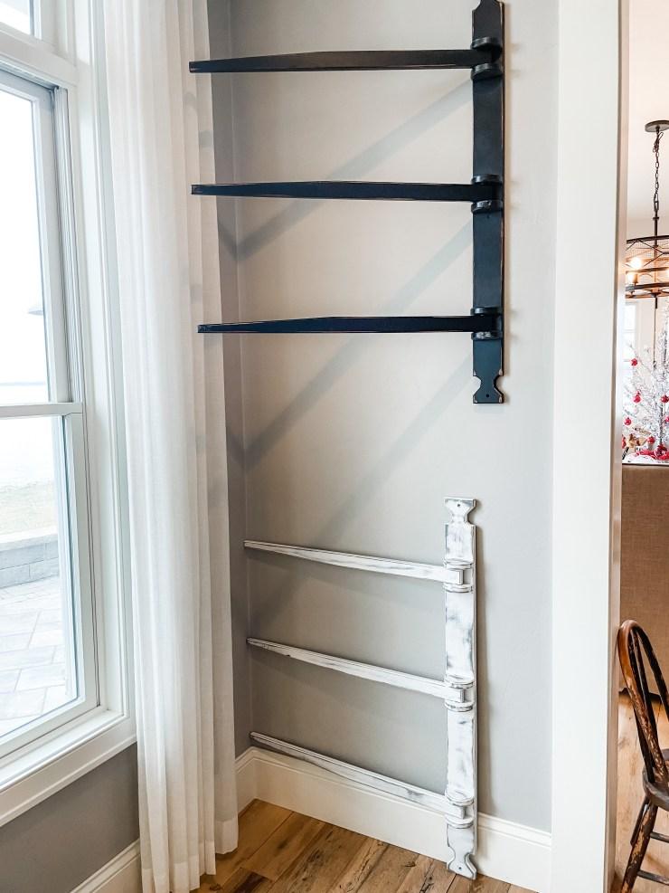 3 arm quilt hanger