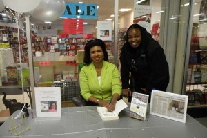 FRUGAL BOOK SIGNING CUSTOMER