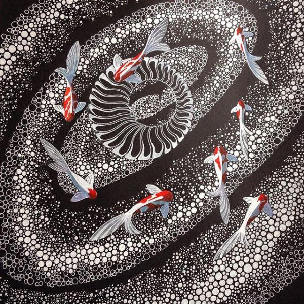 Serene spiral