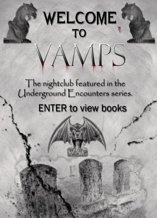 vamps welcome sign