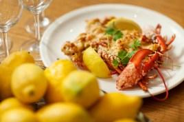 Lobster Vera