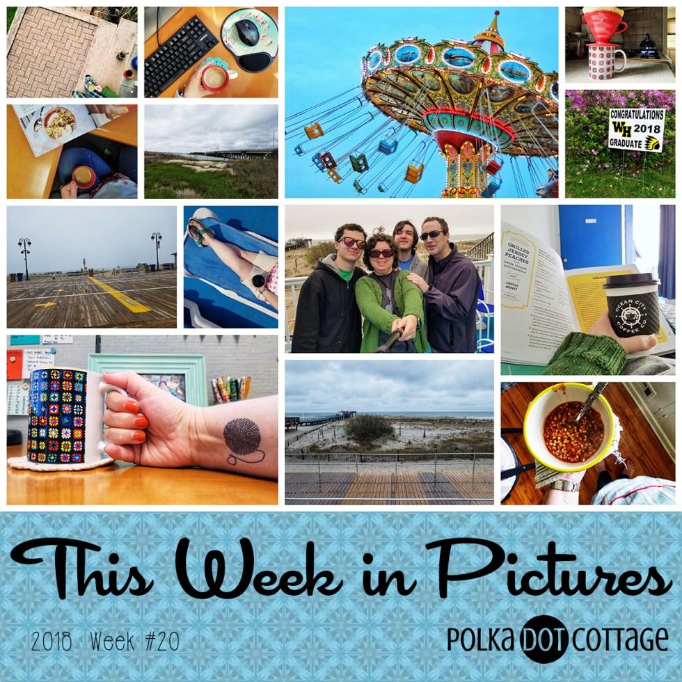 This Week in Pictures, Week 20, 2018