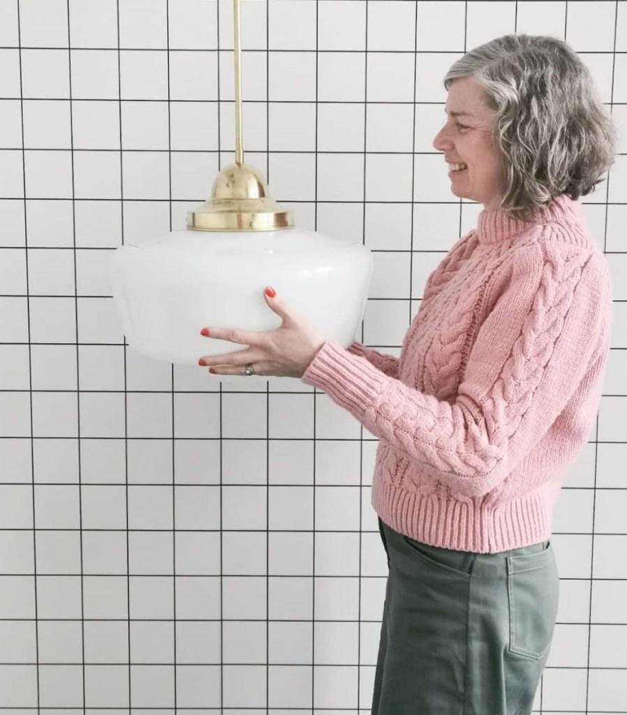 Emer Gillespie lighting designer spark and bell UK