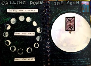 Calling down the Moon