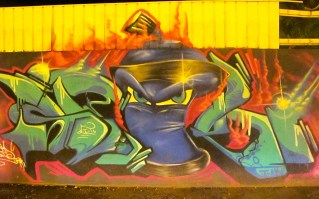 Spray Can - TMK