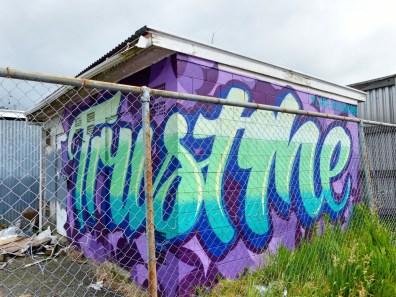 Lake Taupo - Trust Me
