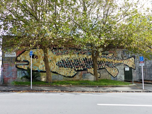 Auckland - Urban Fossil - ENO _Heresford Street