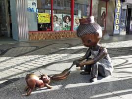 Tanja Jade - Auckland - Bronze On 234 K-Road