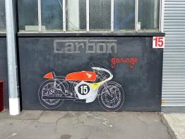 Newmarket - Carbon Garage - Eden Street