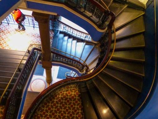 Stair Case QVB