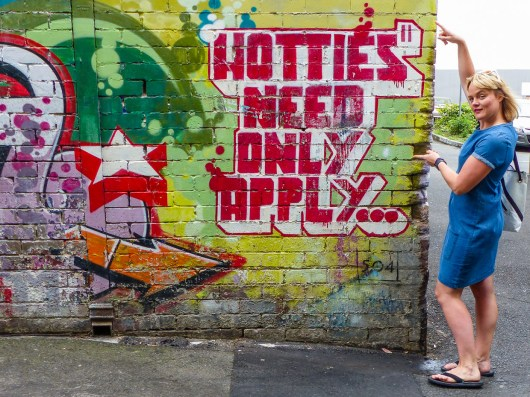 Newtown - Hotties Need Only Apply