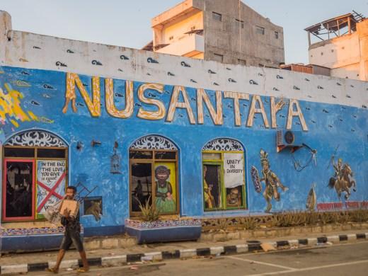 Timor - Kupang - Nusantara Mural - TBC