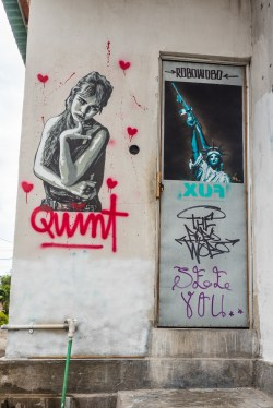 Bali - Canggu - Jalan Raya - @quint.e @robowobo