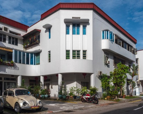 Tiong Bahru Housing