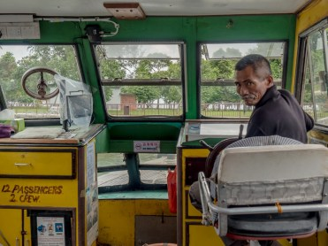 Bum-Boat To Pulau Ubin