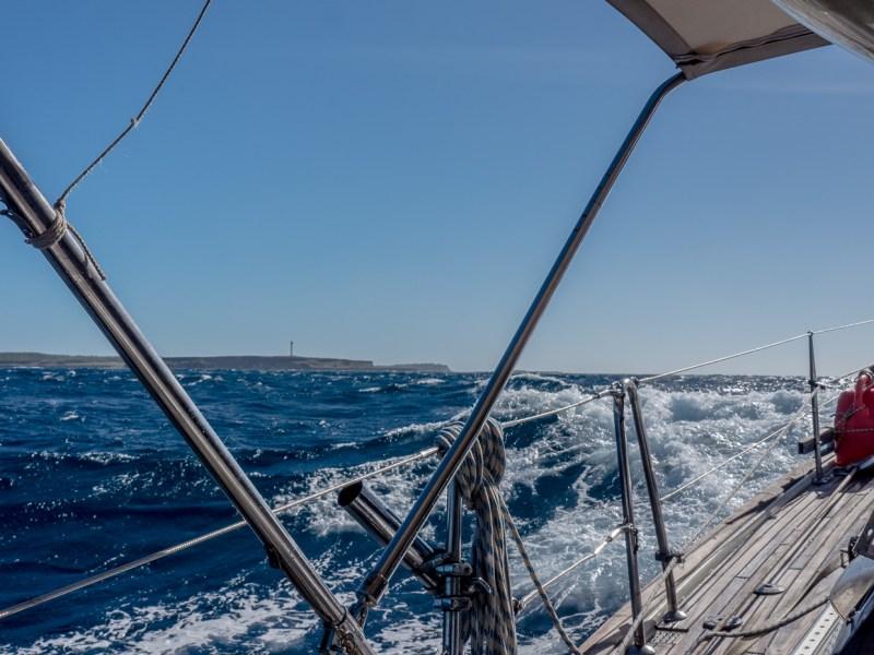 Sailing Madagascar