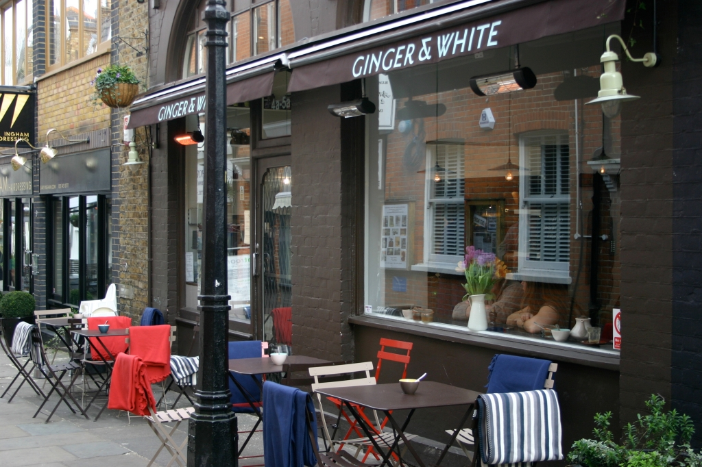 Ginger & White, Hampstead – Review