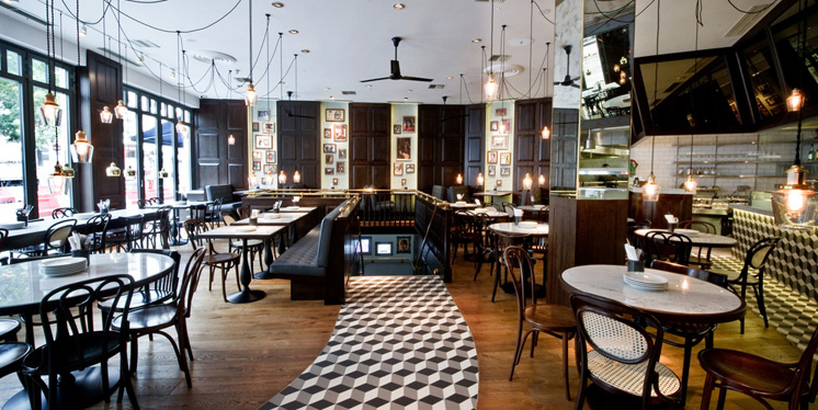 Dishoom – a Bombay Cafe in Covent Garden