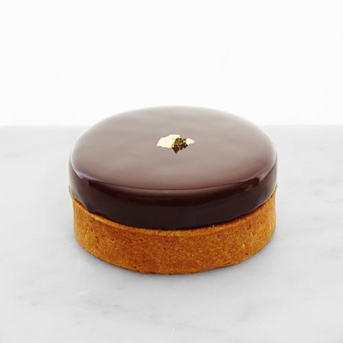 Chocolate Tart - Chez Dre