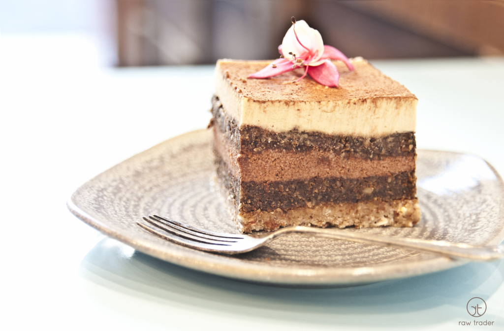 Tiramisu Cake - Raw Trader