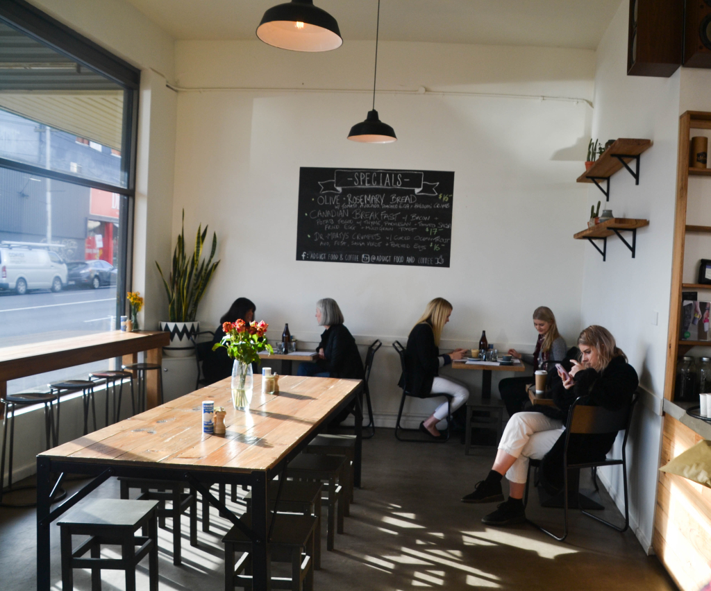 Brunch Review: Addict Food & Coffee, Fitzroy