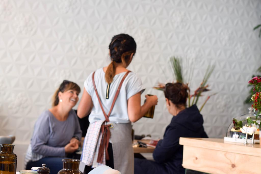 Little Sunflower Cafe Elwood, Brunch Review