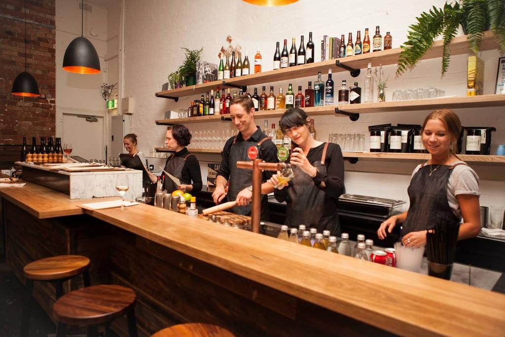 academy kitchen and bar