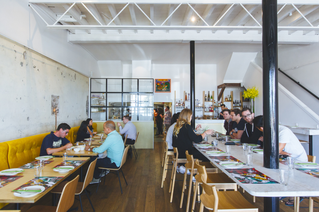 Tenpin Kitchen opens in Port Melbourne