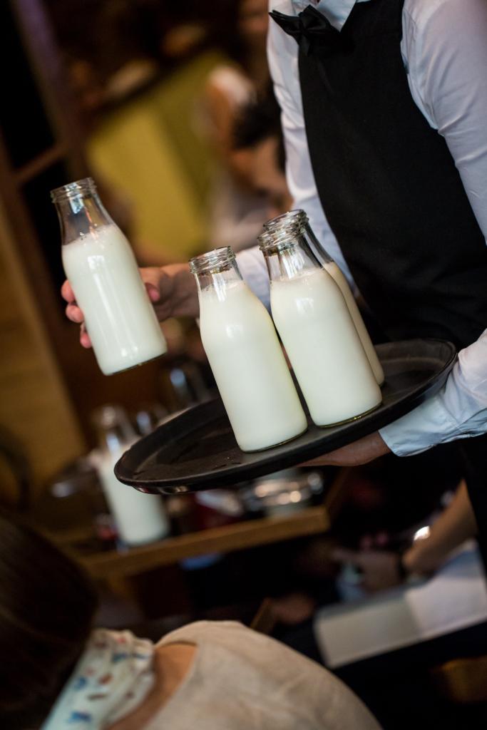 Anchor Milk at Milk the Cow, Carlton