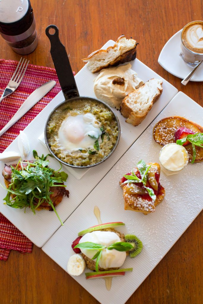 best cafes for breakfast in bondi beach