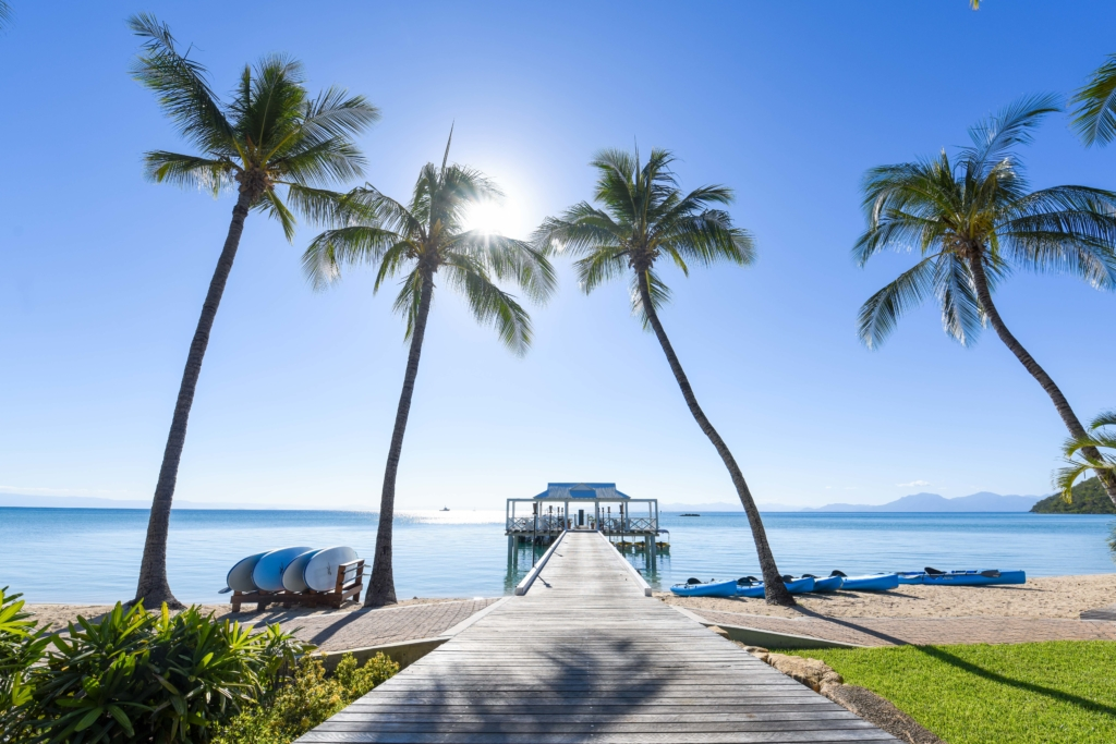 Orpheus Island – an undiscovered foodie's paradise