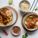 Winter Warmers – Duck Laksa with Luv-a-Duck