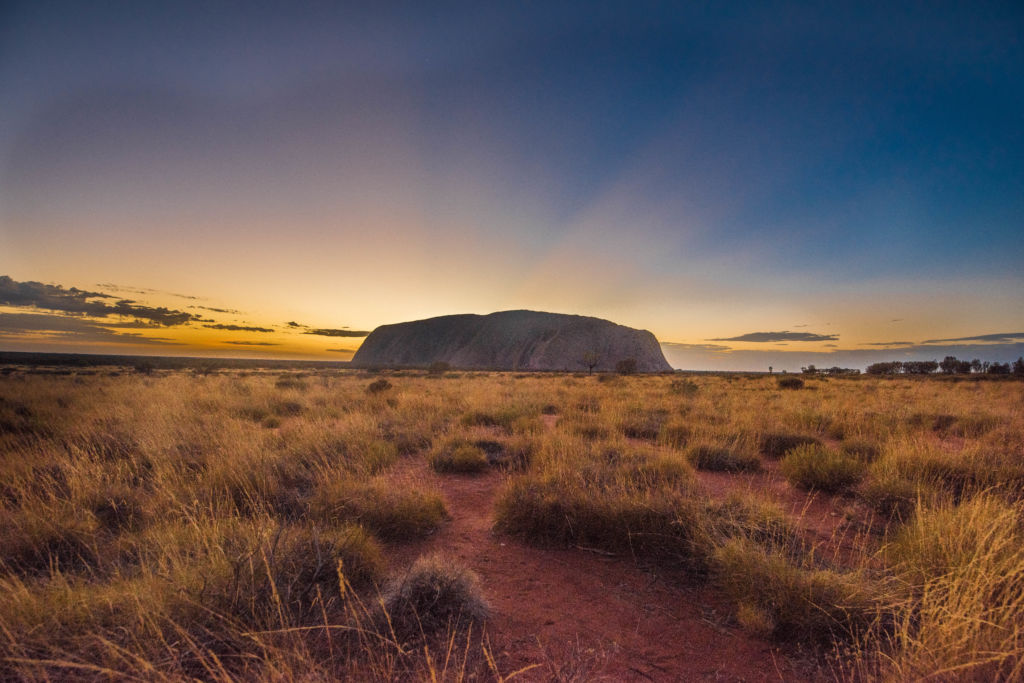 Uluru and Kata Tjuta National Park