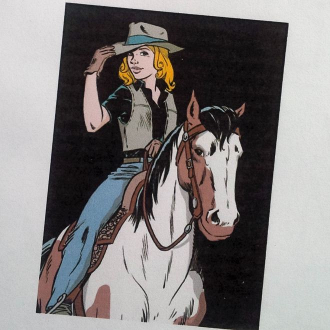 Wendy Comic