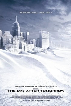 The Day After Tomorrow (2004) film poster