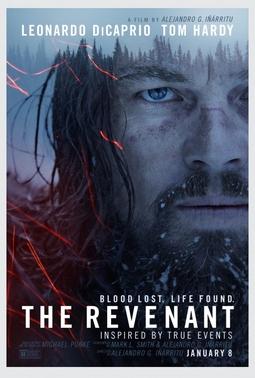 The Revenant (2015) film poster