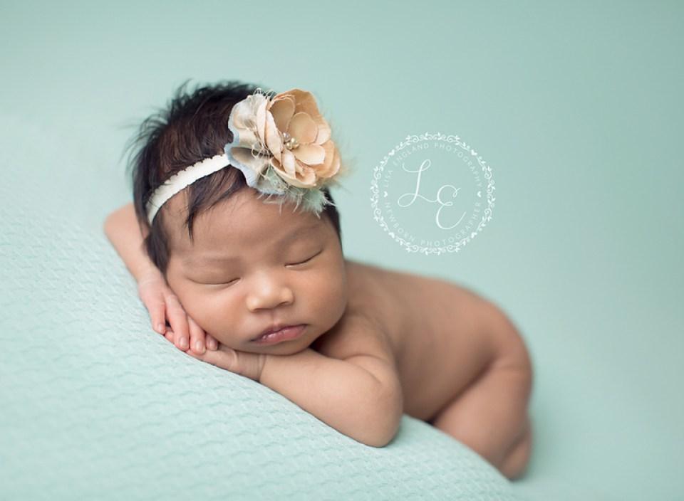 Lisa England Photography | San Diego Newborn Photographer