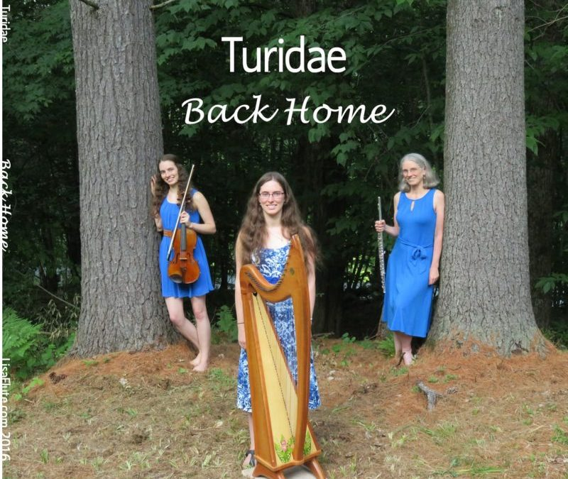 Turidae: Back Home – CD Available!