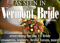 Vermont Bride Magazine Blog