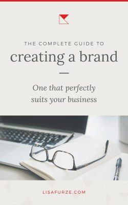 A complete, step-by-step guide to creating a brand for your business. This how-to covers everything from defining your purpose, your brand personality, your customers, your brand voice and more!