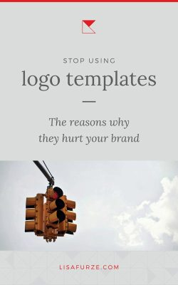 Templates can seem like a great, cheap option for getting some visual branding for your business. But here's why that's a bad idea for your brand.