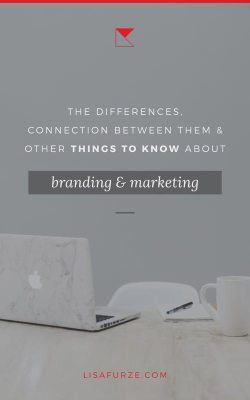 Learn the differences between branding and marketing, as well as the relationship between the two terms and how to use them effectively in your business.
