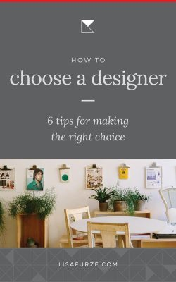 Here are a few things you can consider when it comes to choosing the right graphic designer to work with. These tips will help you make a good decision and hopefully lead you to selecting a designer you can comfortably work with long-term!