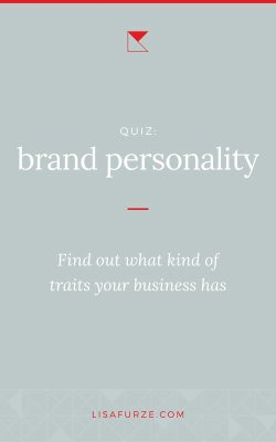 Brand Personality Quiz: Discover the traits of your business