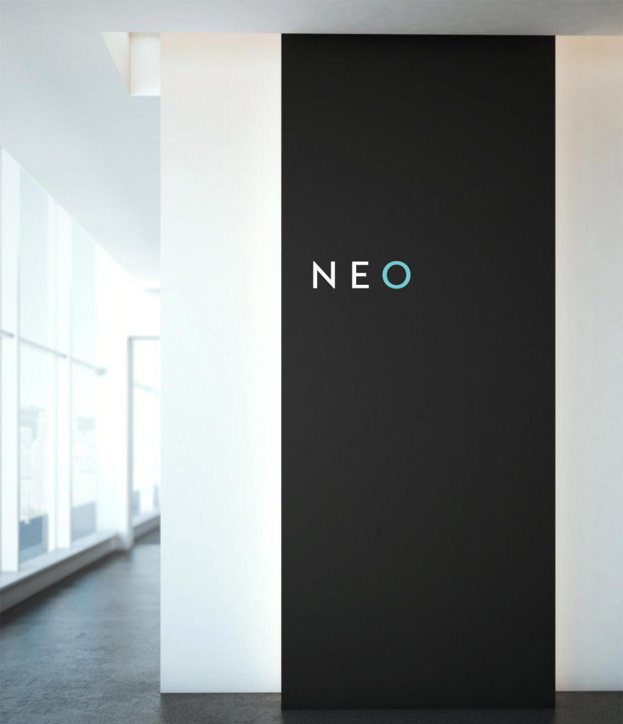 NEO interior signage